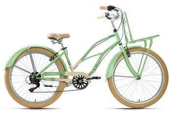 KS Cycling Beachcruiser Kahuna (green)