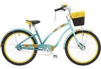 "Electra Honeycomb 3i 26"" Damen mint metallic fade 43,1cm (26"") 2021 Citybikes"
