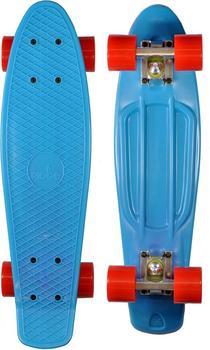"""Ridge 22"""" Mini Cruiser Board blau"""