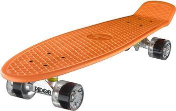 """Ridge 27"""" Big Brother Mini Cruiser Board orange"""