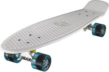 """Ridge 27"""" Big Brother Mini Cruiser Board weiß"""