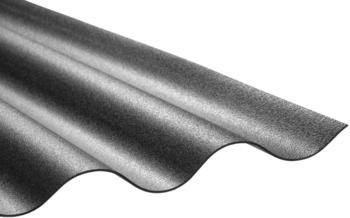 Salux PVC-Wellplatte WBS 76/18, 80 x 120 cm