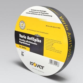 Isover Vario AntiSpike Nageldichtband (20m x 65mm x 4mm)