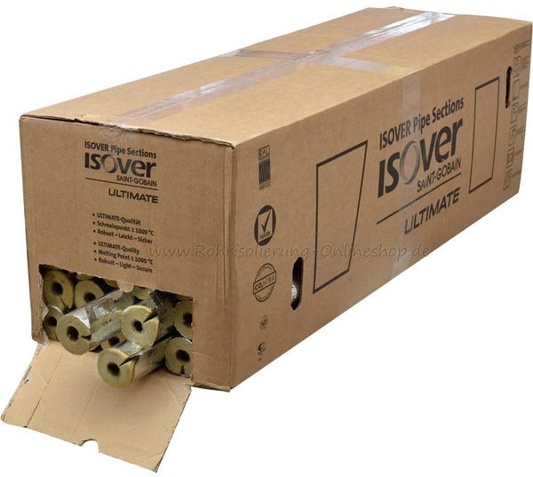 Isover Protect 1000SA alukaschiert (42 x 30 mm)
