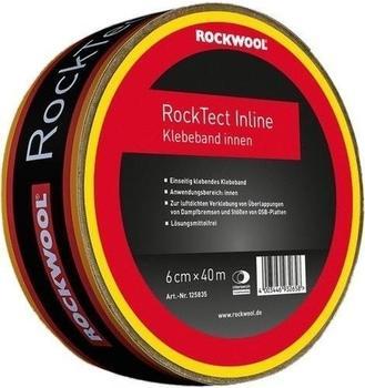 Rockwool RockTect Inline Klebeband 40m x 6cm