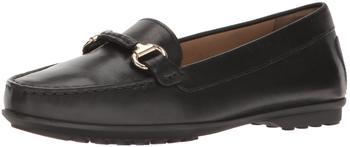 Geox Elidia (D642TB) black leather
