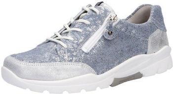 Waldläufer 345003 blue/silver