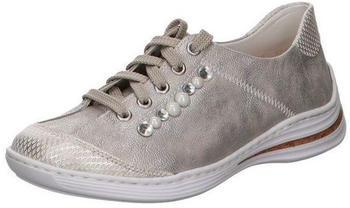 Rieker M3503 white/silver/frost
