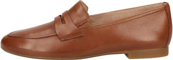 Paul Green Slippers (2593) cognac