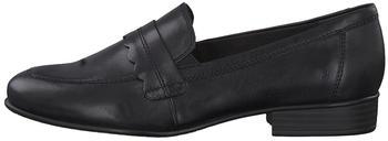 Tamaris Leather Slippers (1-1-24215-24) black