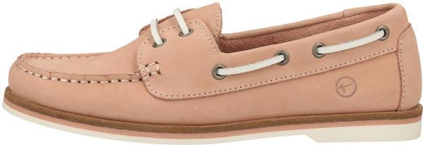 Tamaris Lederbootsschuh (1-1-23616-24-493) light pink