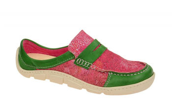 Eject Shoes Flight Slipper green/red