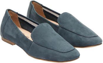 S.Oliver Veloursleder-slipper (6001152) blau