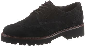 Gabor Classic Lace Up Shoes (05.244.17) black