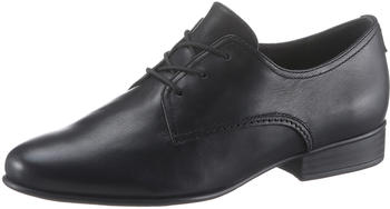 Tamaris Leather Shoes (1-1-23218-25) black