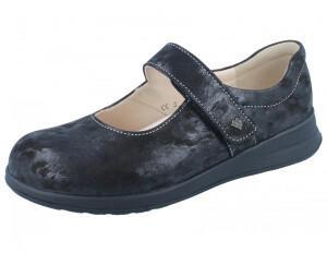 Finn Comfort Beja nero/chenile