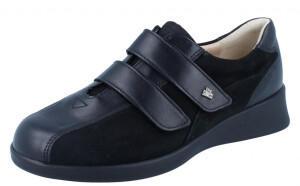 Finn Comfort Nairobi black argento/luxory