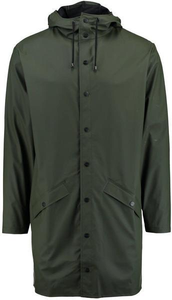 Rains Long Jacket green (1202-03)