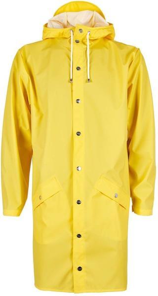 Rains Unisex Long Jacket yellow (1202-04)