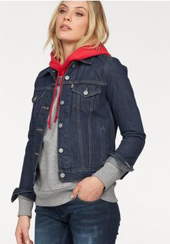 Levi's Damen Original Trucker Jacket clean dark authentic