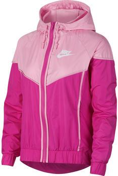 Nike Windrunner active fuchsia/pink rise/white (883495)