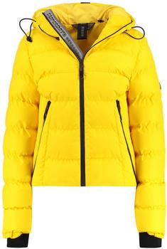 Superdry Spirit Puffer Icon Jacket bright yellow