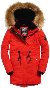 Superdry Nadare Parka red (W5000012A)