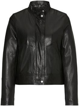 Marc O'Polo Leather Jacket black (001702373017)