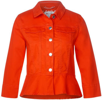 Street One Jacket (A211180) cheeky red