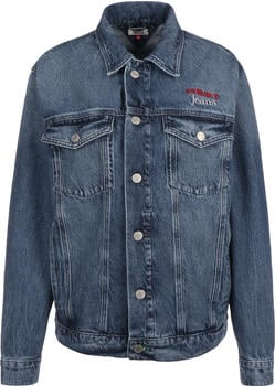 Tommy Hilfiger Denim Oversized Fit Trucker Jacket mid blue rigid (DW0DW08419-1A5)
