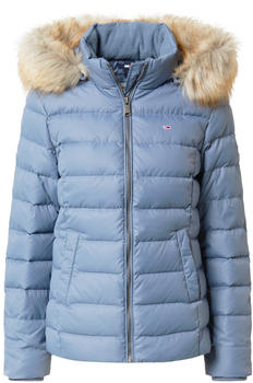 Tommy Hilfiger TJW Basic Hooded Down Jacket (DW0DW08588) blue