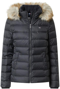 Tommy Hilfiger TJW Basic Hooded Down Jacket (DW0DW08588) black