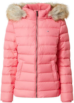 Tommy Hilfiger TJW Basic Hooded Down Jacket (DW0DW08588) pink