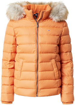 Tommy Hilfiger TJW Basic Hooded Down Jacket (DW0DW08588) orange