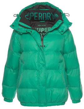 Superdry Astrid Puffer (W5000011A) city green