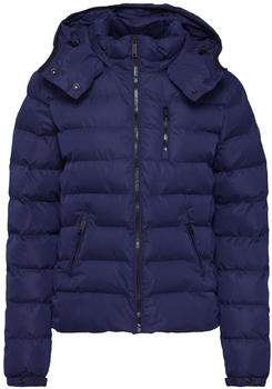 Superdry Summer Microfibre Jacket (W5010210A) blue