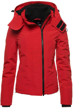 Superdry Ottoman Arctic Windsheater (W5000111A) red