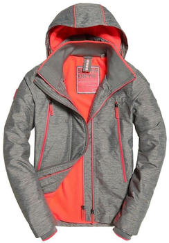 Superdry Pop Zip Velocity Wincheater (G50106CT) grey