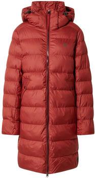 G-Star Whistler Hooded Slim Long Coat (D17487-B958) dry red