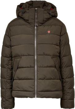 G-Star Whistler Hooded Puffer Jacket (D17486-B958) asfalt