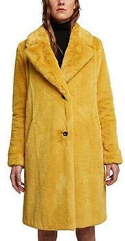 esprit-fashion-coat-090eo1g339-yellow