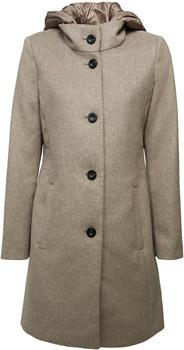 esprit-hooded-coat-090eo1g333-light-taupe