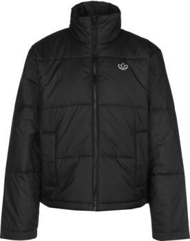 Adidas Short Puffer Jacket black