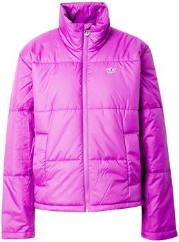 Adidas Short Puffer Jacket shock purple