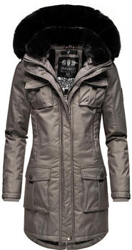 Navahoo Winter Jacket B845 tin grey