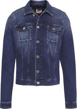 Tommy Hilfiger Organic Cotton Slim Fit Denim Jacket (DW0DW09219) new niceville mid blue stretch