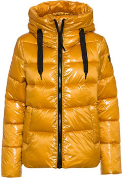 CMP Gloss-Finish Quilted Jacket (30K3536) amber