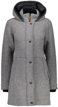 CMP Wool Coat with Hood (39M3206-U510)