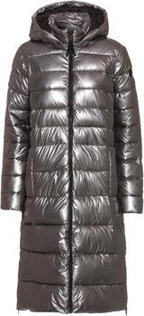 CMP Long Coat With Flared Bottom (30K3516-U811) steel