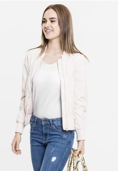 Urban Classics Ladies Light Bomber Jacket (TB1217-00760-0042) light pink